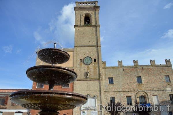 Torre Civica di Potenza Picena