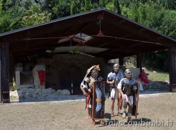 Villa Romana con Ninfeo a Cupra Marittima