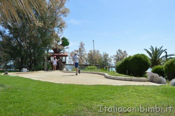 area giochi lungomare di San Benedetto del Tronto
