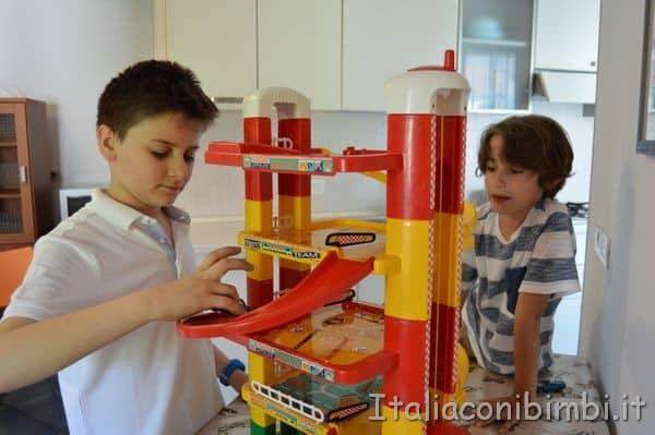 giochi in appartamento a Villa Spina