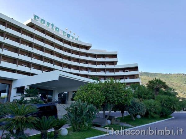 hotel Costa Verde di Cefalù