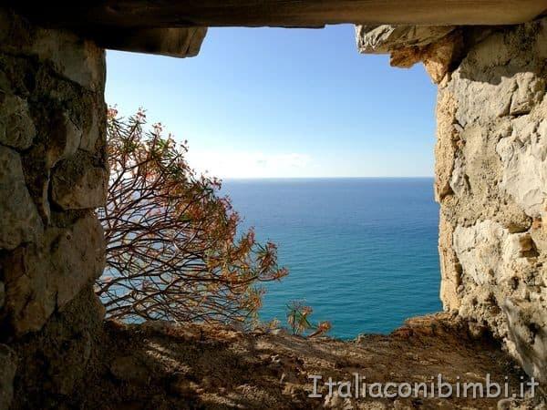 scorcio dalla Rocca di Cefalù