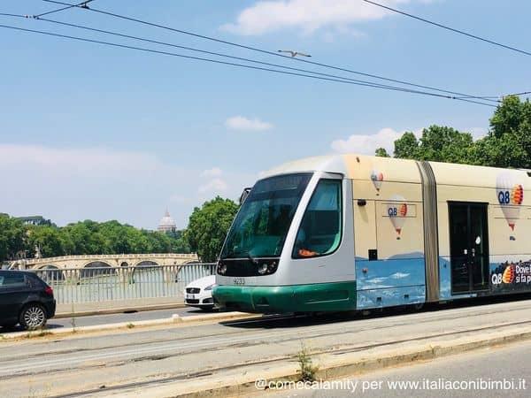 tram di Roma