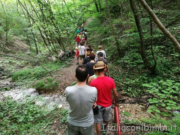 visita guidata al Bosco dei Folletti di Urbania