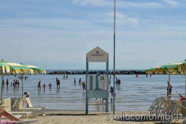 Bellaria Igea Marina spiaggia