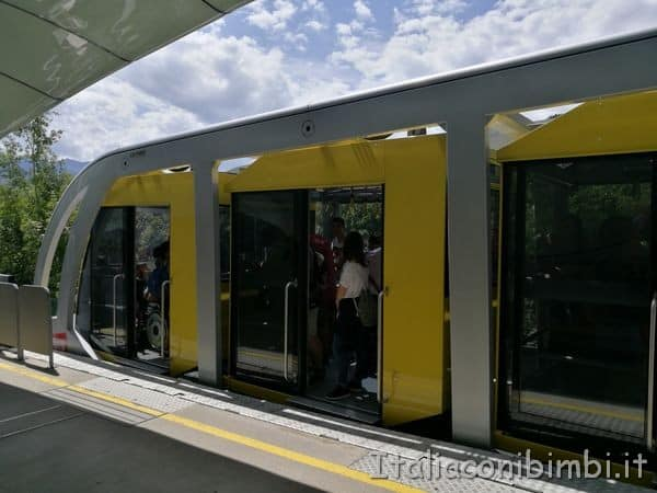 Hungerburgbahn funicolare di Innsbruck