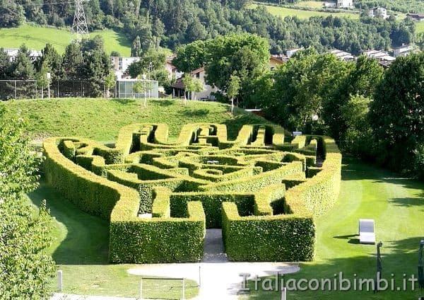 Innsbruck Mondo di Cristallo Swaroski labirinto