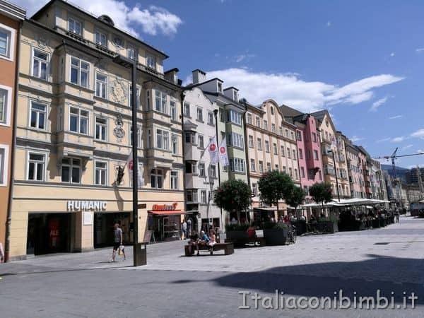 Innsbruck-centro-isola-pedonal