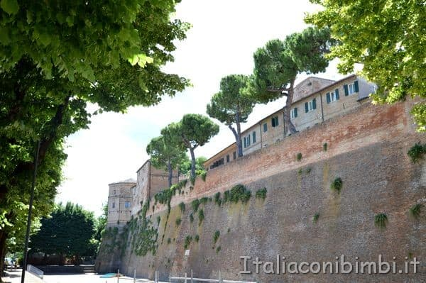 Mura Santarcangelo di Romagna