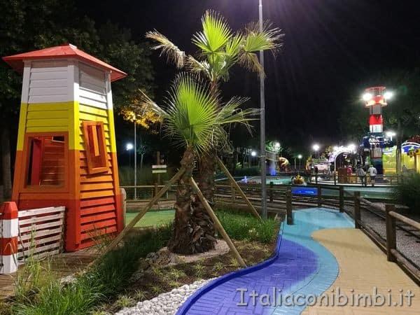 Parco Junior faro