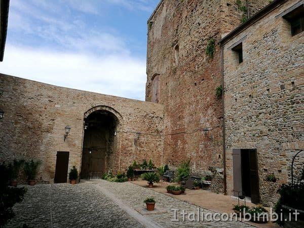 Rocca Malatestiana di Santarcangelo di Romagna