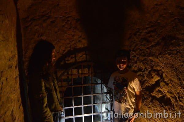 Santarcangelo di Romagna visita guidata alle grotte tufacee