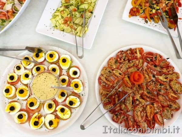 buffet-cena-hotel-Teti-Bellaria-Igea-Marina