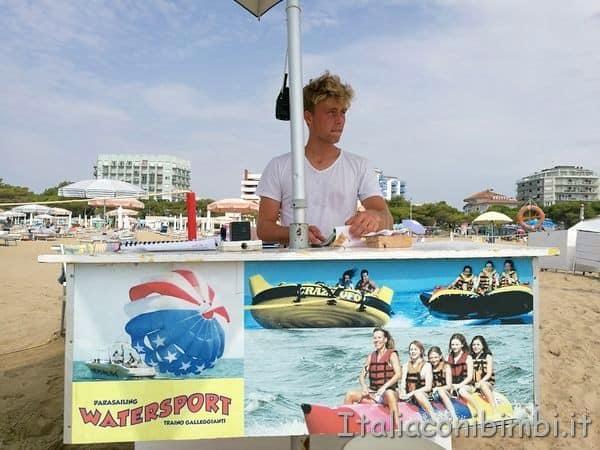 parasail watersports Lignan