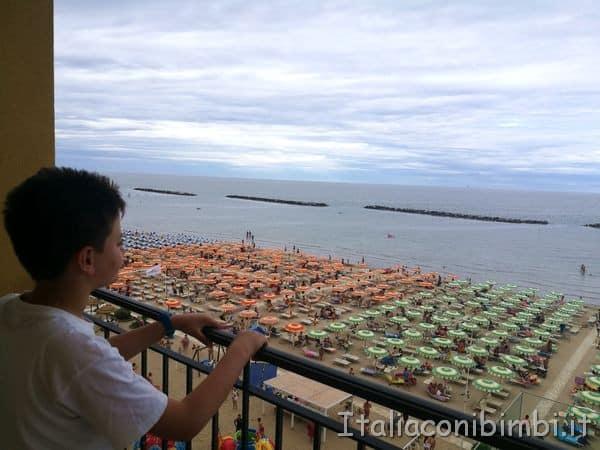 vista-dalla-camera-dellhotel-Teti-di-Bellaria-Igea-Marina