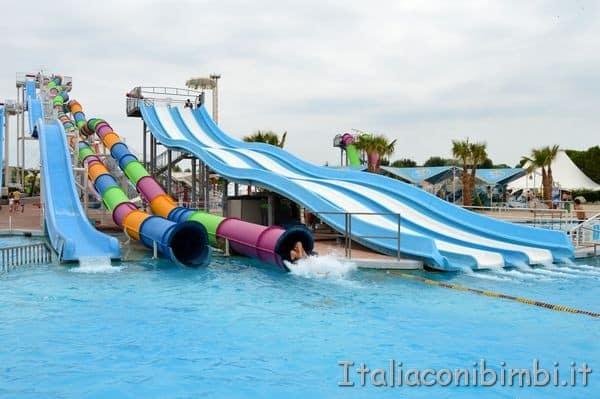 Aquasplash di Lignano Sabbiadoro