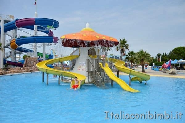 Aquasplash di Lignano Sabbiadoro Ride Splash