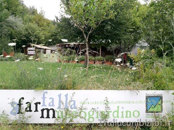 Casa delle farfalle di Cessapalombo