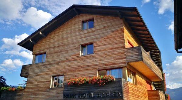 Eco Park Hotel Azalea di Cavalese esterno
