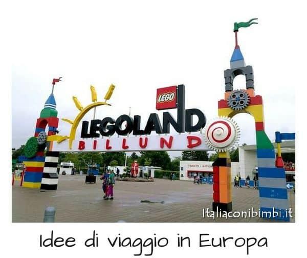 Parco Legoland di Billund