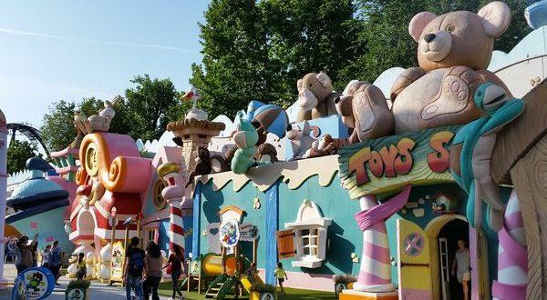Gardaland Toys Shop