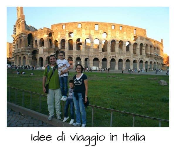 Noi al Colosseo