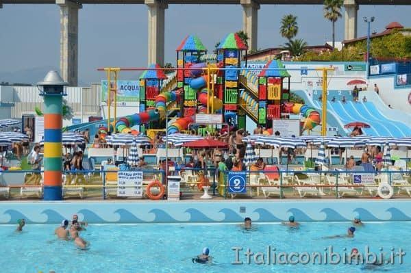area baby Acquapark Onda Blu Abruzzo