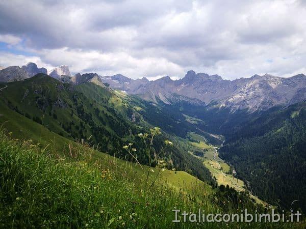 panorama-dal-rifugio-El-Zedron-Val-di-Fassa