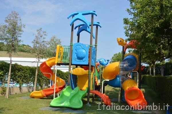 parco giochi Acquapark Onda Blu Tortoreto