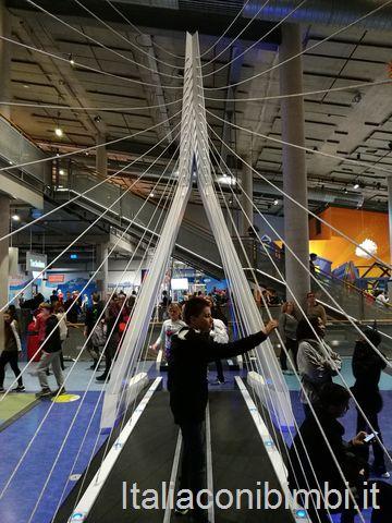 Nemo museo della scienza di Amsterdam