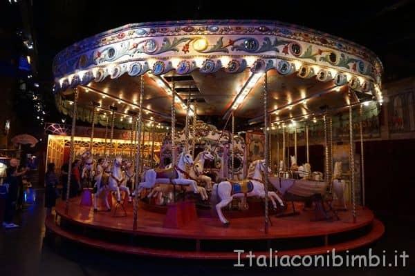 giostre al Pavillons de Bercy