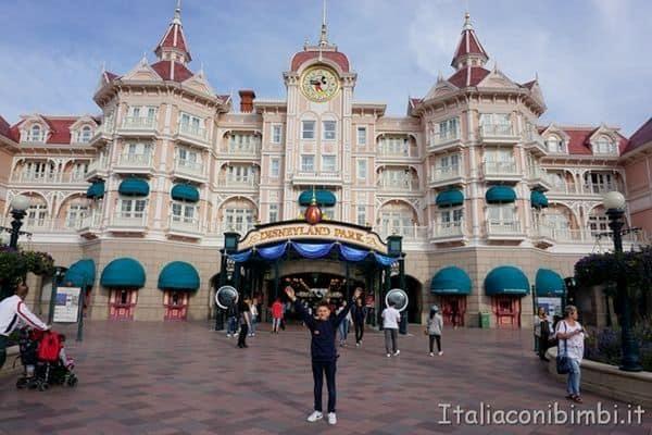 ingresso di Disneyland Paris