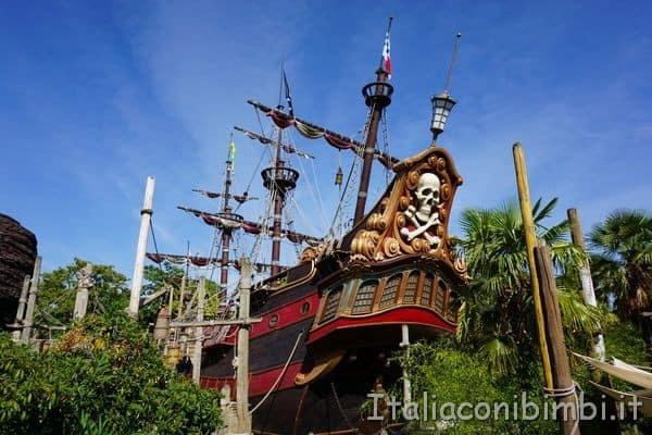 Disneyland Parigi Adventureland