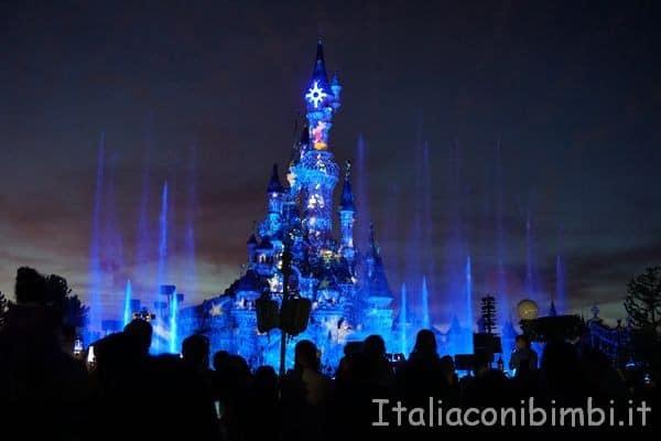 Disneyland Parigi spettacolo finale