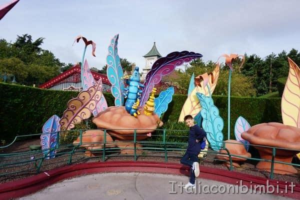 Disneyland Paris Alice nel Paese delle meraviglie