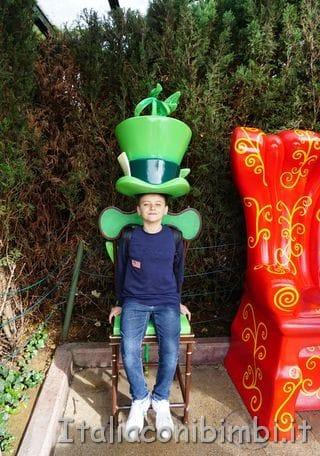 Disneyland Paris cappellaio matto