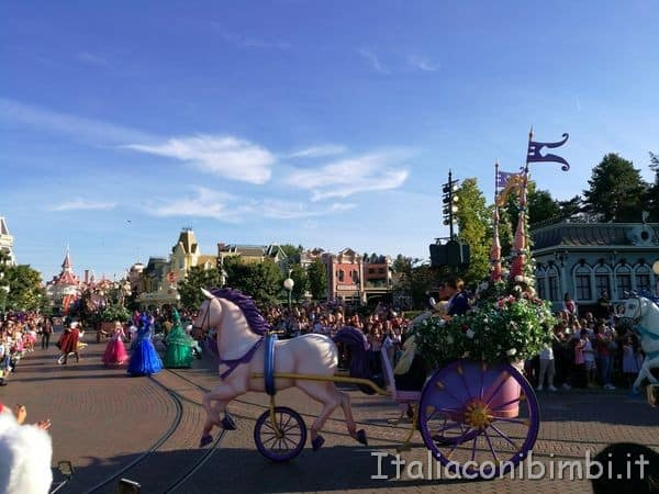 Disneyland Paris parata