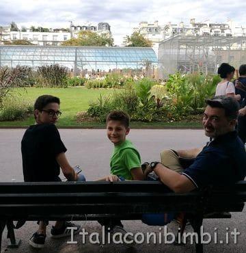 Jardin d'Acclimatation Voliera