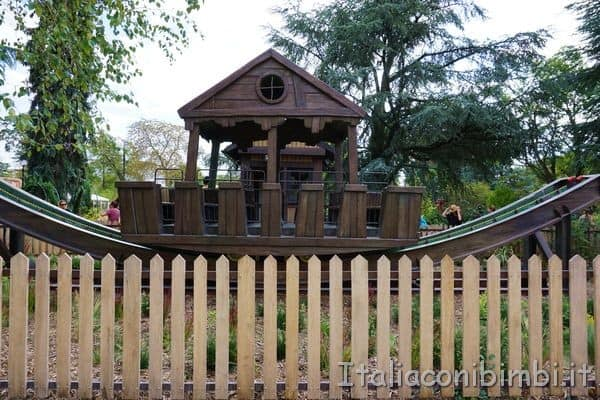 Jardin d'Acclimatation a Parigi
