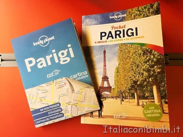 guide per Parigi