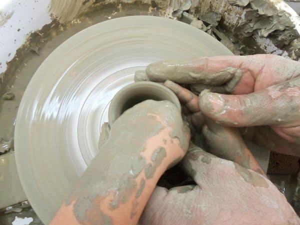 laboratori ceramica mav a Leguminaria