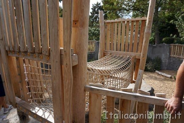 le labyrinthe de l'Ours Jardin d'Acclimatation Paris
