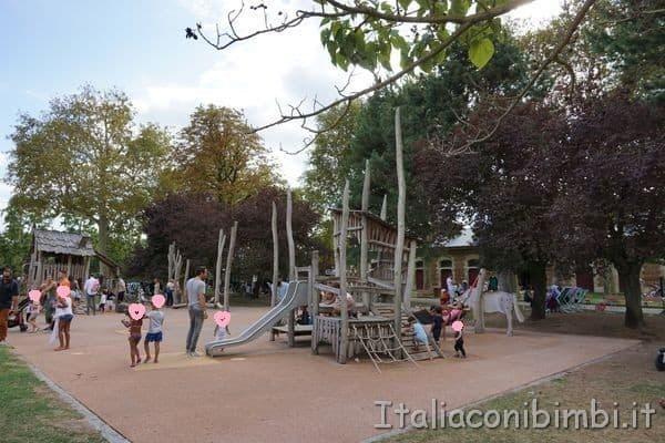 parco giochi Jardin d'Acclimatation Parigi