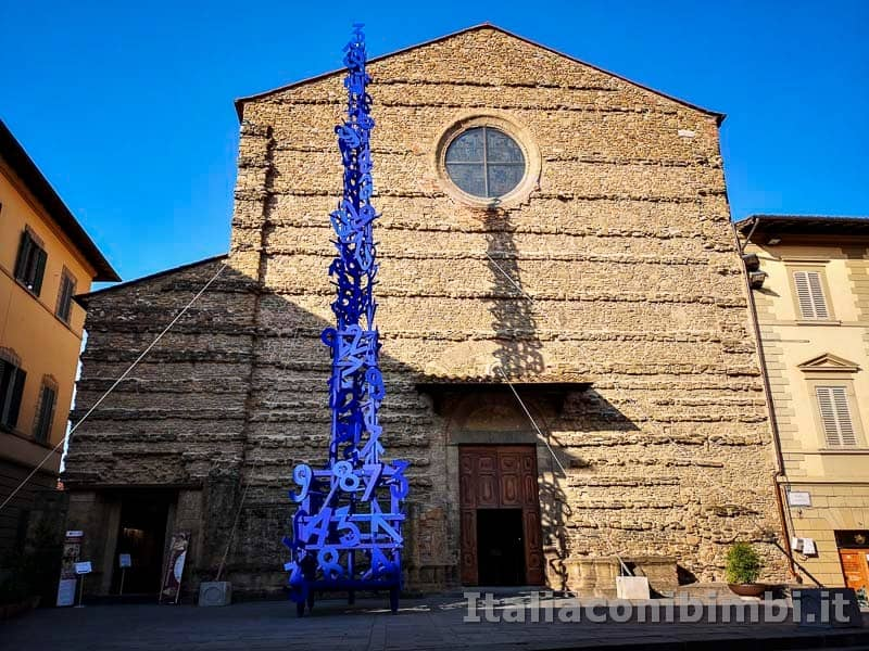 Arezzo - Basilica di San Francesco