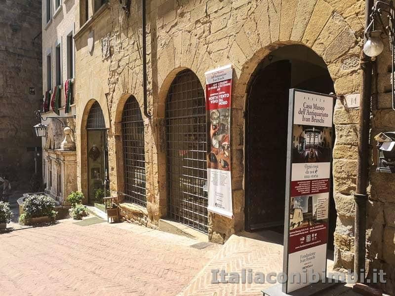 Arezzo - Casa museo dell'antiquariato Ivan Burschi