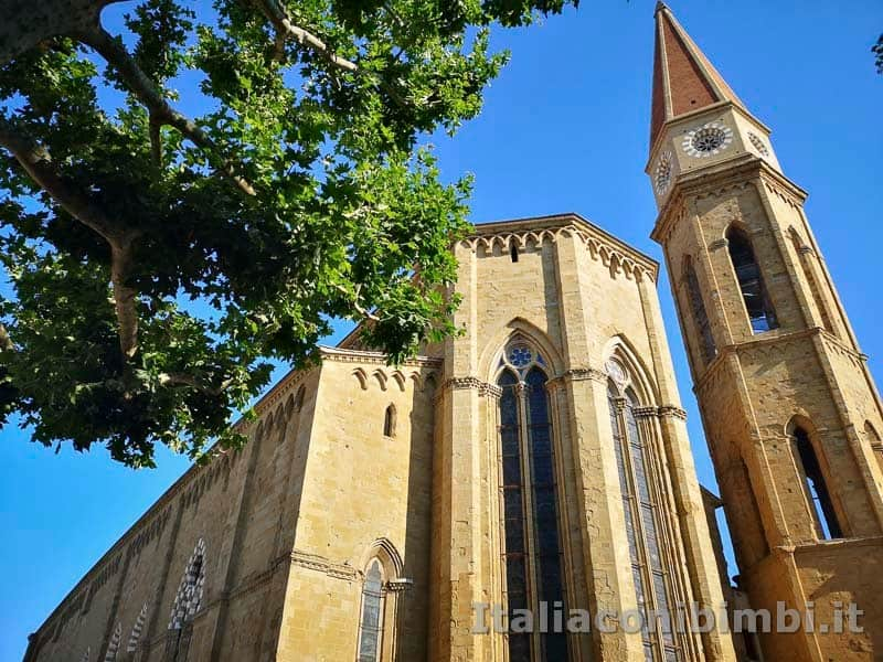 Arezzo - Cattedrale dei Santi Pietro e Donato