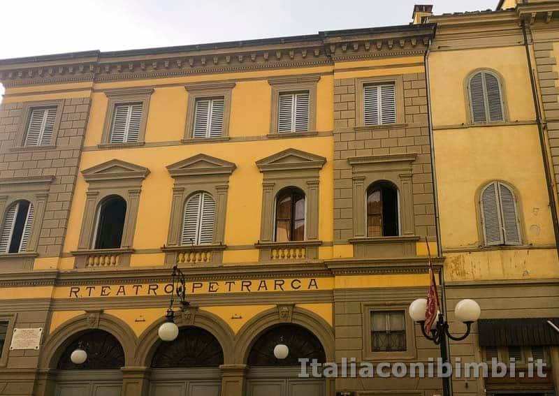 Arezzo - Teatro Petrarca