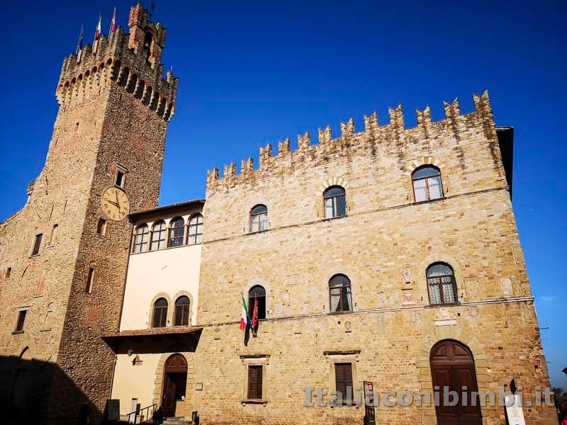 Arezzo - palazzo comunale di Arezzo