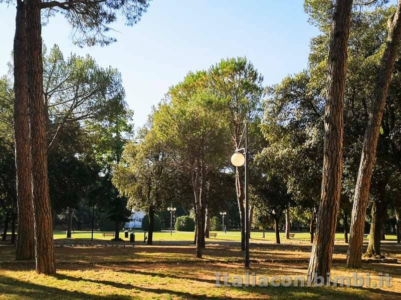 Arezzo-parco-il-Prato-vicino-al-Duomo