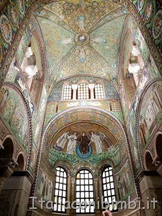 Basilica di San Vitale Ravenna abside